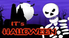 The Spirit of Halloween : Halloween Song - YouTube