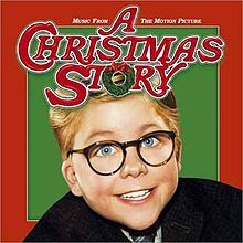 A Christmas Story - my favorite Christmas movie of all-time.  Catch the marathons on TBS every year.