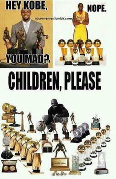 Lebron vs Kobe vs Jordan. soo DEUCI