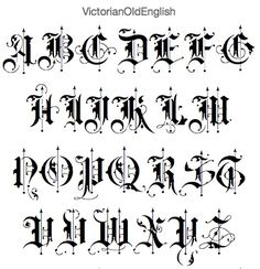 alter englischer Guss Viktorianischer alter englischer Guss - -Viktorianischer alter englischer Guss - - The old english latin alphabet —though it had no standard orthography —generally… Victorian Old English Title Text Ornamental Alphabet Vector Clipart Tattoo Fonts Alphabet, Calligraphy Fonts Alphabet, Hand Lettering Alphabet, Graffiti Alphabet, Old Calligraphy, Script Fonts, Calligraphy Tattoo Fonts, Gothic Alphabet, Old English