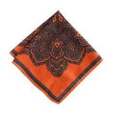 Modern flair #handkerchief