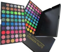 ML Collection Professional Eyeshadow Palette 120 Color Versatile ** This is an Amazon Affiliate link. You can find more details by visiting the image link.
