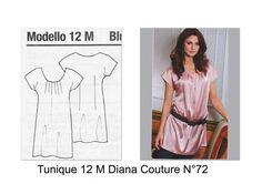 tunique 12 M Diana 77
