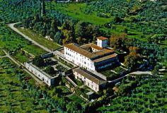 Panoramio - Photo of Vista area di Villa Corsini