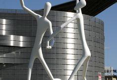 Denver Arts & Venues | Public Art | Denver Public Art Collection | Dancers