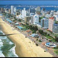 Durban – A truly modern city with African, European and Asian influences, and like New York, this city never sleeps. While the city might be a business center, it is also a wonderful holiday spot, with all year round mild weather, lovely beaches; it makes good use of its multicultural identity to provide a variety of interesting views to the first time visitors. Be sure to also visit the theatres, art galleries, shopping centres and museums.