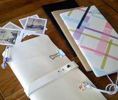 #Midori Traveler's Notebook, #Fauxdori, now JANDORI, #leather traveler's notebook, large #traveler's notebook, traveler's notebook with inserts by #BespokeBindery on Etsy
