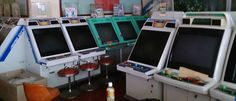 Un'anziana Giapponese scopre 55 cabinati arcade nella sua nuova casa