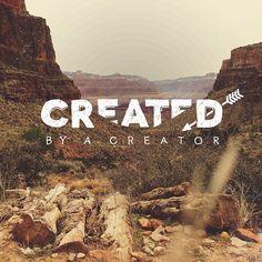 Created by a Creator.