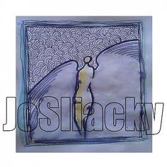 jos24 / Angel Art For Sale, My Arts, Angel, Handmade, Hand Made, Handarbeit, Angels
