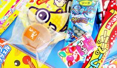 Sara is in Love with: Review monthly subscription box Japan Candy Box gift idea Asian kawaii