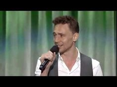 ▶ Tom Hiddleston (Loki) sings the Bear Necessities at Disney D23 Expo - YouTube 8/9/13. My life is complete. And Tom Hiddleston has officially ruined me for every man (except for Benedict Cumberbatch).