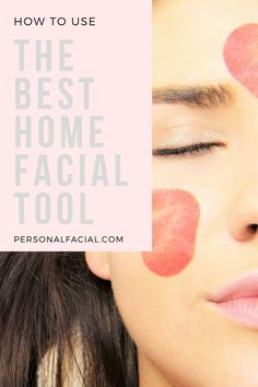 Looking to reverse wrinkles and fight the signs of aging? Learn how to use this amazing home facial tool for anti-aging and healthier skin. Skincare For Oily Skin, Mask For Dry Skin, Natural Moisturizer, Skin Care Remedies, Skin Care Treatments, Acne Prone Skin, Anti Aging Skin Care, Facial, Skincare Routine