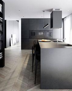 30 Examples Of Dark Interior Design That Proves Black Is Sometimes Best | UltraLinx