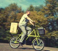 Donky Bike by Ben Wilson