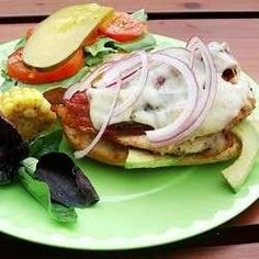 THESE QUICK CHICKEN SANDWICHES ARE GREAT ON THE GRILL! SERVE WITH YOUR FAVORITE TOPPINGS AND CONDIMENTS!