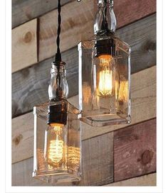 Recycled wine bottle chandelier industrial chandelier cottage chic 21 outdoor lighting ideas for a shabby chic garden number 6 is my favorite home magez aloadofball Choice Image