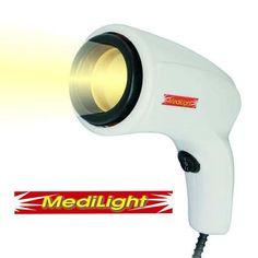 Biolampa + kolorterapia 7 filtrov + veľký stojan + kufrík Medilight biolampa | zdravynakup.sk