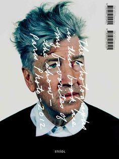 Paris photo I David Lynch portrait by Nadav Kander
