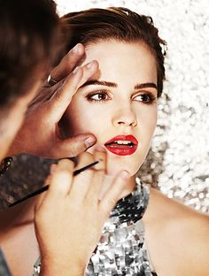 Behind the scenes: Rouge in Love - Lancôme