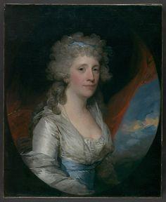 Mrs. Joseph Anthony Jr. (Henrietta Hillegas) by Gilbert Stuart, c1795