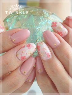 Shorter and square Summer Toe Nails, Spring Nails, Short Nail Designs, Nail Art Designs, Bridal Nail Art, Kawaii Nails, Pink Acrylic Nails, Fire Nails, Japanese Nails