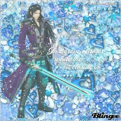 『✫ Lasswell:In a grave of roses,while the night is closing in.✫』