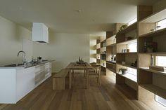 Galería - Casa a Cuadros / Takeshi Shikauchi Architect Office - 1