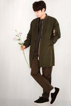 Nakamaru Yuichi + flower