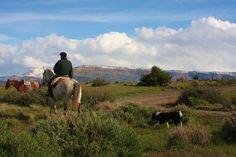 Gaucho na Patagonia | Flickr - Photo Sharing!