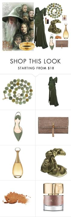 """""""LORD OF THE RINGS"""" by suninvirgo ❤ liked on Polyvore featuring Valentin Magro, Donna Karan, Paul Andrew, Heidi Klein, Christian Dior, Borbonese, Smith & Cult, inspiration, polyvoreeditorial and polyvorefashion"""