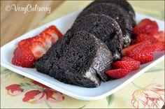 Kahlua Coffee Poke Cake from Very Culinary