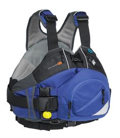 Palm's New Whitewater PFDs: The Extrem, Amp and FX