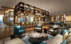 高档酒店室内设计 | Interscap...