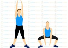Trénink pro pevný zadek a štíhlá stehna | Blog | Online Fitness Phan, Pilates, Athletic Tank Tops, Fitness, Health, Sports, Blog, Women, Diet