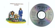 AMERICA'S Greatest Hits History CD Compact Disc Free S/H USA