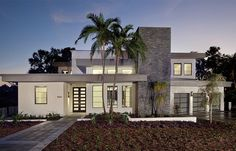 Mid-Century Modern Architecture a Spring Parade of Homes Entry | Phil Kean Design Group