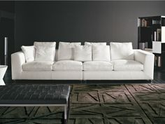 Upholstered fabric sofa MATISSE CLASSIC Matisse Series by Minotti | design r d