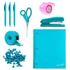 Office Starter Kit - Aqua