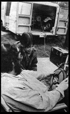 BROTHERTEDD.COM - the-overlook-hotel: Director Stanley Kubrick... Full Metal Jacket, Jack Nicholson, Stanley Kubrick, Barry Lyndon, Vader Star Wars, The Shining, Film Director, Screenwriting, On Set