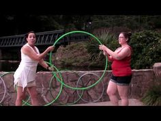 Partner Hoop Isolations and Variations Tutorial - YouTube