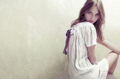 """""""pure_white"""" #forte_forte #bloom #springsummer2010 #madeinitaly"""