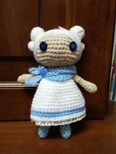 Abuelita #AlanaCreaciones #muñecas