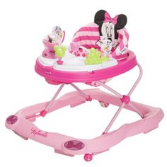 Check Disney Minnie Mouse Glitter Music and Lights Walker Pink that provides loads of hours of joy and excitement with hand filled exciting features for your little toddler. Click on http://bestkidsrideontoys.com for more detail.