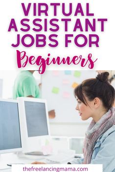 Virtual Jobs, Virtual Assistant Services, Work From Home Business, Work From Home Jobs, Online Business, Find Work, Find A Job, Virtual Receptionist, Earn Money From Home