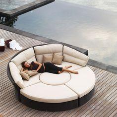 Skyline Bisham Daybed and Sofa Set