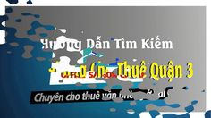 Hướng dẫn tìm văn phòng cho thuê quận 3 http://www.officesaigon.vn/van-phong-cho-thue-quan-3.html