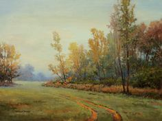 Spring Tree Landscape Painting by Mark Vandervinne. Meet the artist in person and see 10 beautiful new oil paintings on Saturday April 6th, 2013 at Atlas Galleries Chicago. For more information please call 800-545-2929