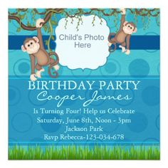 ==> consumer reviews          Blue & Green Monkey Fun Photo Birthday Invite           Blue & Green Monkey Fun Photo Birthday Invite so please read the important details before your purchasing anyway here is the best buyDiscount Deals          Blue & Green Monkey Fun Photo Birthd...Cleck Hot Deals >>> http://www.zazzle.com/blue_green_monkey_fun_photo_birthday_invite-161384349352292793?rf=238627982471231924&zbar=1&tc=terrest