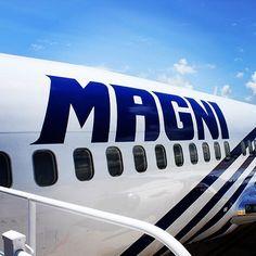¡Listos para iniciar las #vacaciones con #Magnicharters!